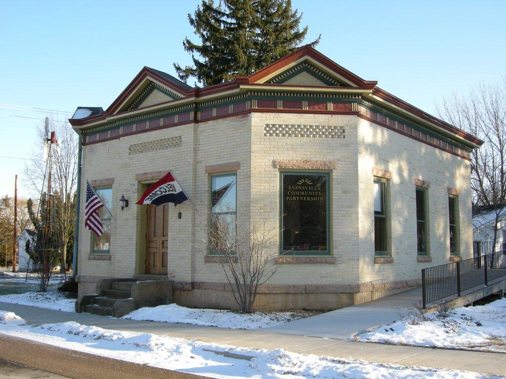 Baker Office Building, Evansville, WI