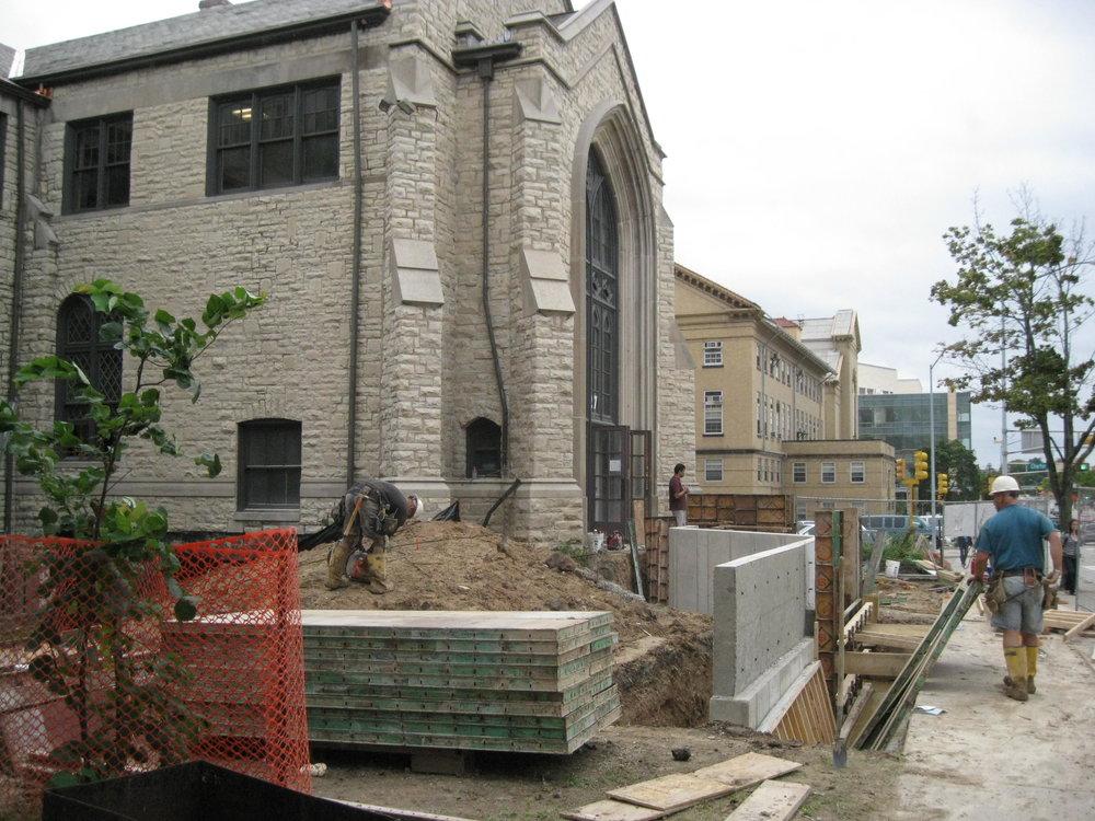 Wesley Foundation, 1127 University Ave.