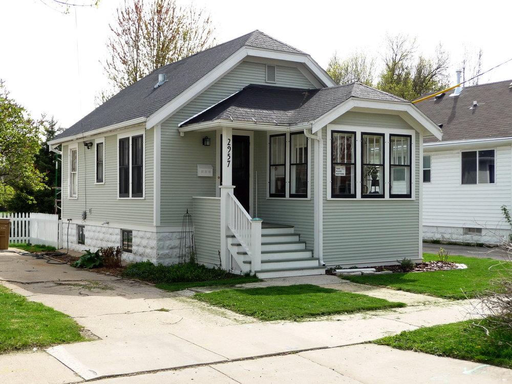 Leon & Grace Minnette House, 2957 Milwaukee St.