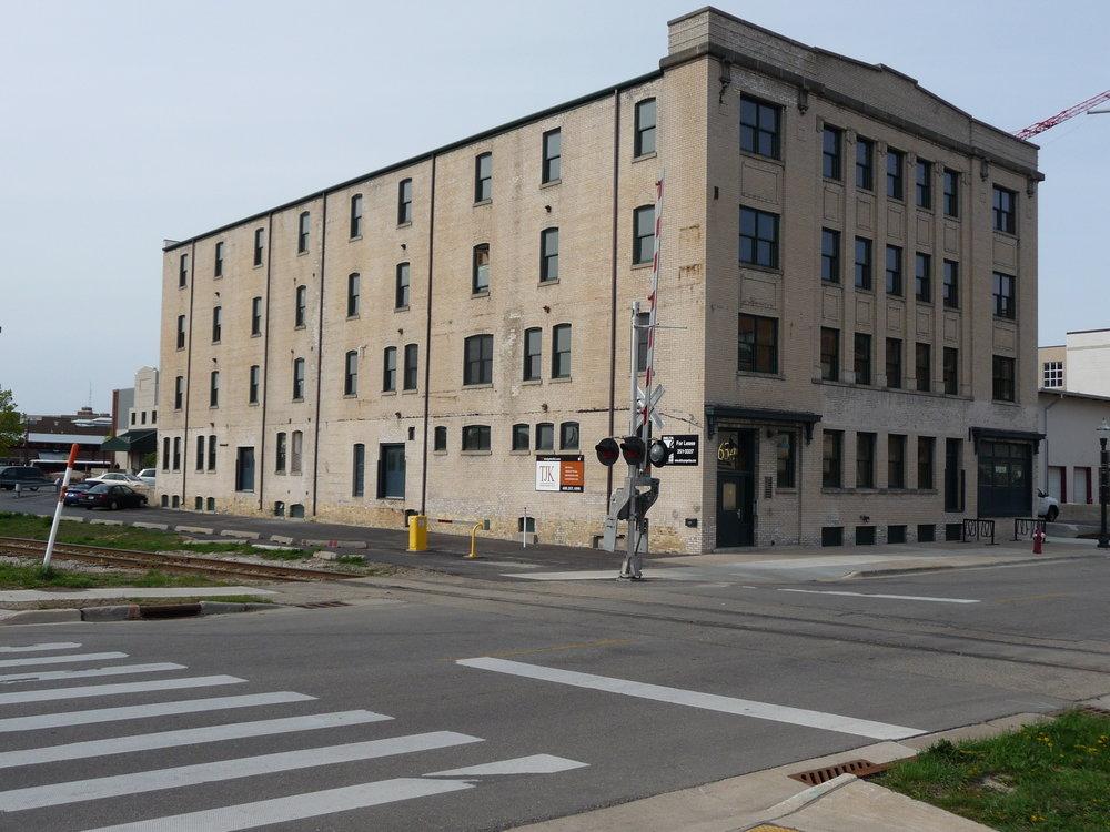 Gould, Wells, Blackburn & Co. Warehouse, 634 W. Main St.
