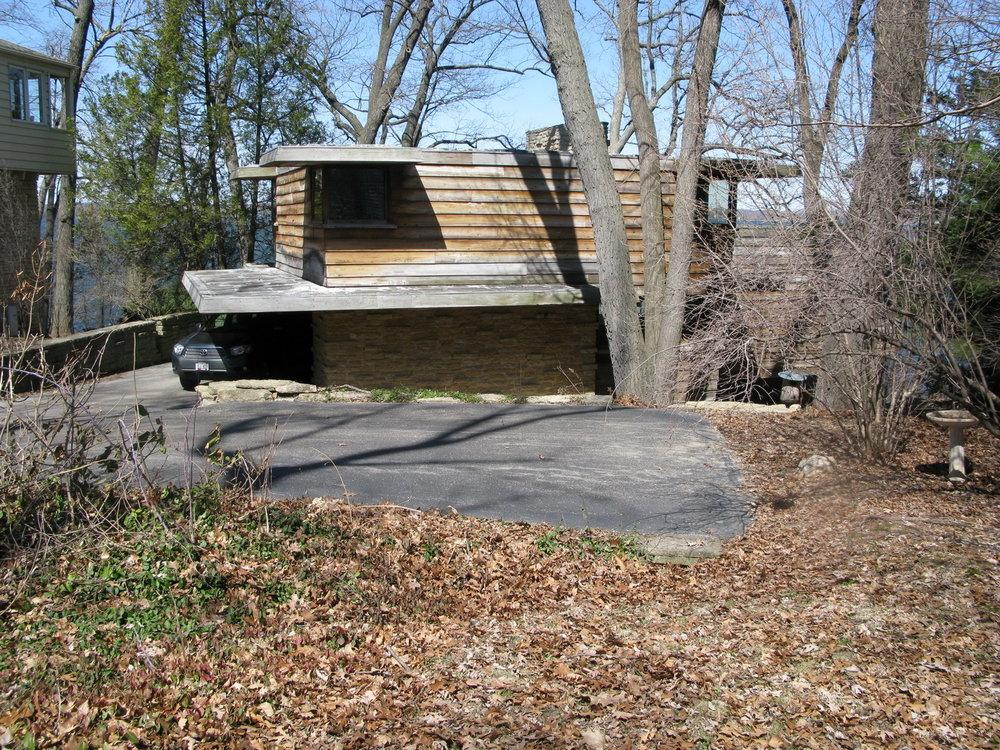 Pew House, 3650 Lake Mendota Dr.