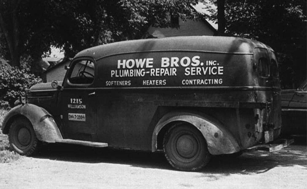 Howe Brothers Plumbing