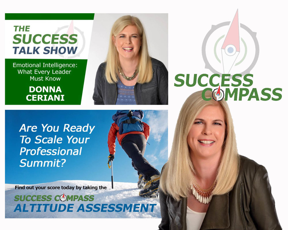 Leadership Coach - Donna Ceriani, West Palm Beach FloridaAfter achieving great personal and professional success in her field, Donna turned her focus to helping other women elevate their own careers, but soon found herself stuck. She had the tools and the experience, but was frustrated with the lackluster reaction she was feeling from her target audience. Stacey helped Donna identify what she was truly passionate about, then weave those elements throughout her message to create a brand that sparkled with her personality, got attention from the right audience, and created powerful connections with the people who needed her most.How we helped Donna with: Brand Strategy & Identity, Marketing Photo PortfolioTrade show booth design, Printed communication, Ebook Design, Email templates, Social Media Banners and Podcast Brand Design