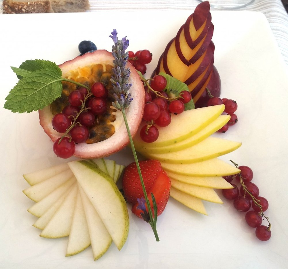 Meals in Lugano, although priced through the sky, are always beautifully presented