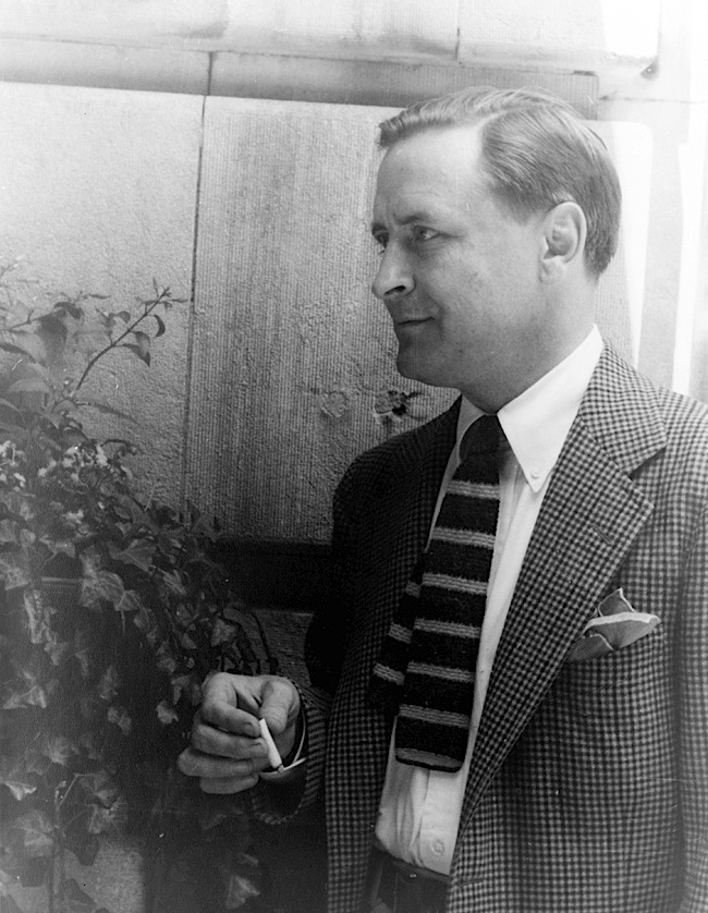 F. Scott Fitzgerald was impressed by Princeton's air of leisurely privilege–although he was a poor student, the experience and his friends influenced his life and work. [google images]