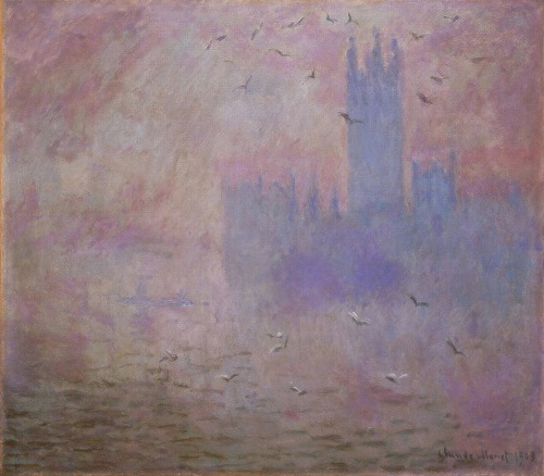 Monet: one of the most impressive highlights of the Princeton Museum of Art–full of treasures