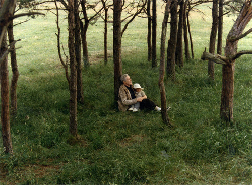 "A scene from Andrei Tarkovsky's 1986 film ""The Sacrifice"" [google images]"