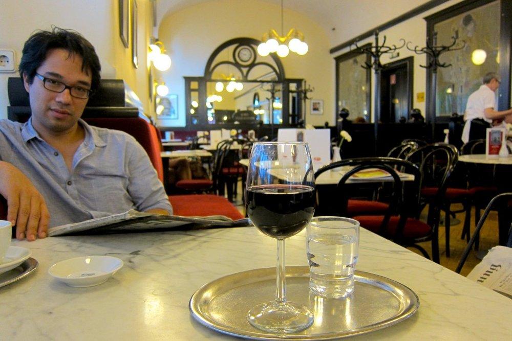 Griensteidl Café Vienna