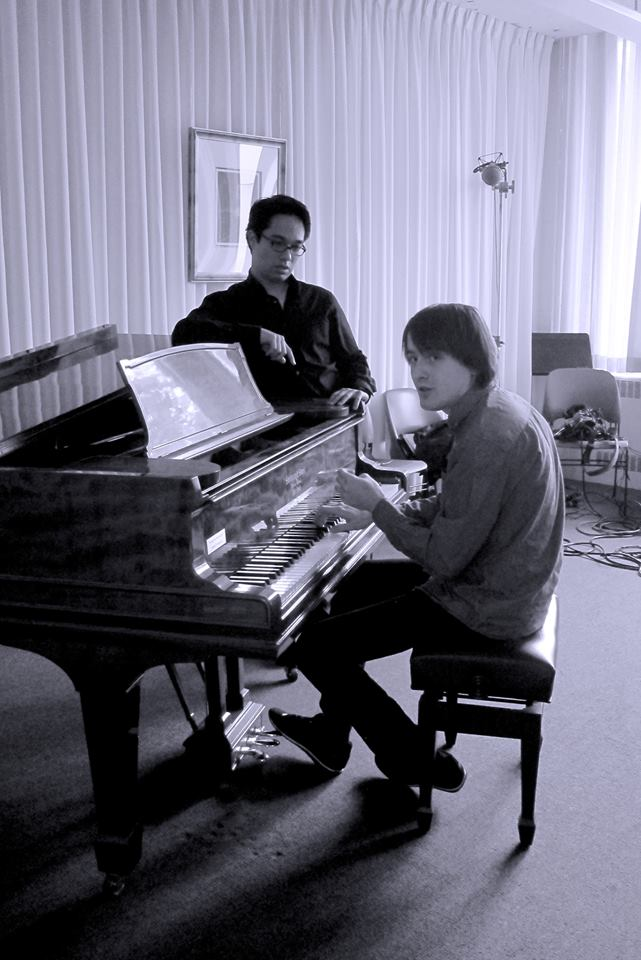 Zsolt and Daniil