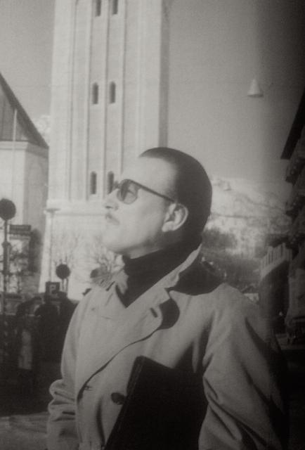 Arturo Benedetti Michelangeli (1920-1995) in Cortina