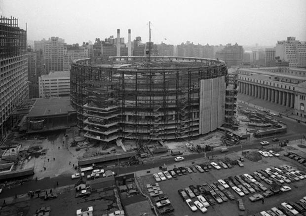 """Madison Square Garden goes up in its place. Comparing the new and the old Penn Station, renowned Yale architectural historian Vincent Scully once wrote, """"One entered the city like a god; one scuttles in now like a rat."""""""