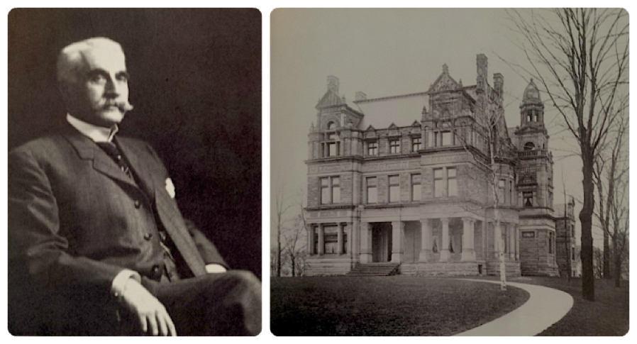 Inventor Charles Brush was a longtime resident of the avenue, witnessing its quick decline towards the end. In his will he specified that his beautiful home be torn down to avoid his beloved home being turned by a new owner into divided boarding houses, as was common even before the Great Depression.