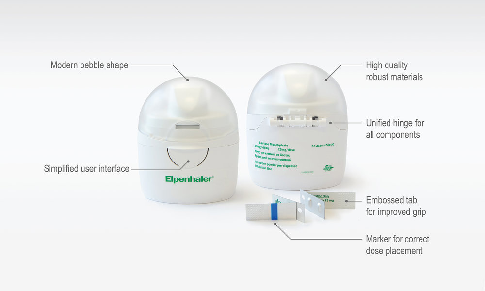 Next-Gen Elpenhaler features