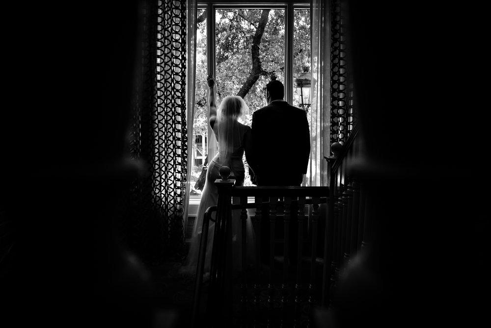 Houston Wedding Photographer Plum Tree Studios  at Brennan's