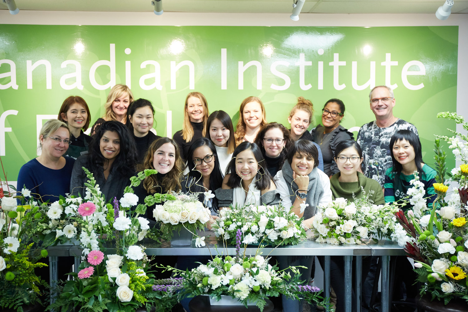 What We Do Canadian Institute Of Floral Design