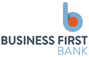 Business First Bank Logo