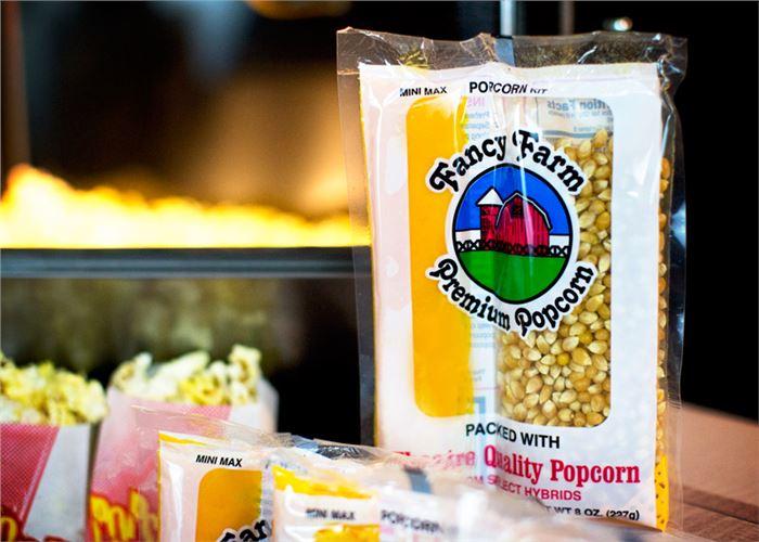 Fancy Farm Popcorn