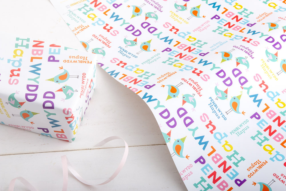 Gift Wrap from £2.