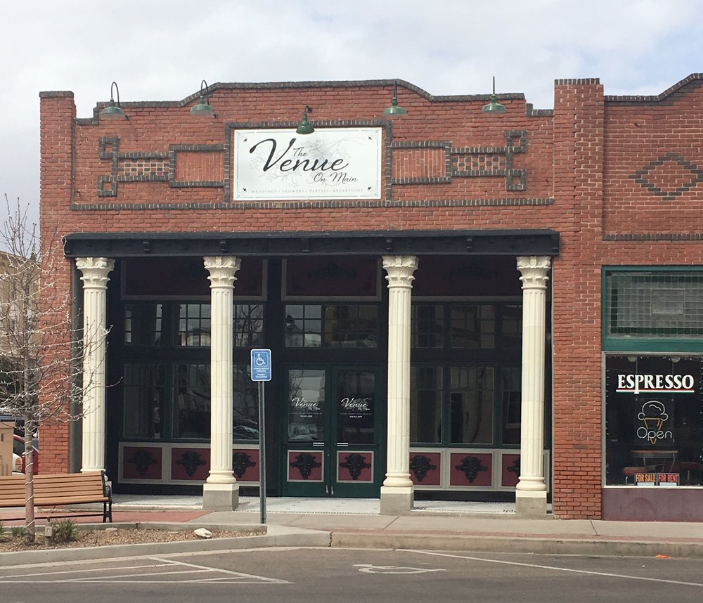 Downtown Safford - Adapative Reuse Project
