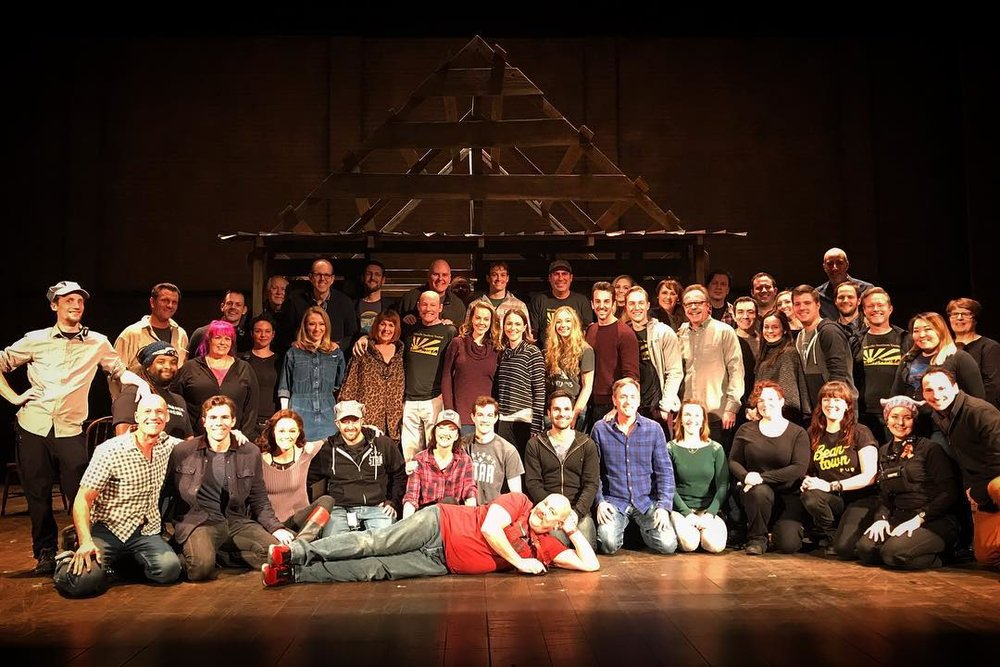 BRIGHT STAR at the Ahmanson/First National Tour