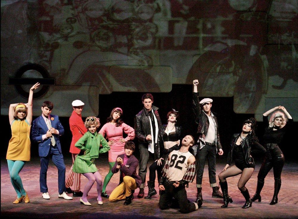 MODROCK at the El Portal Theatre