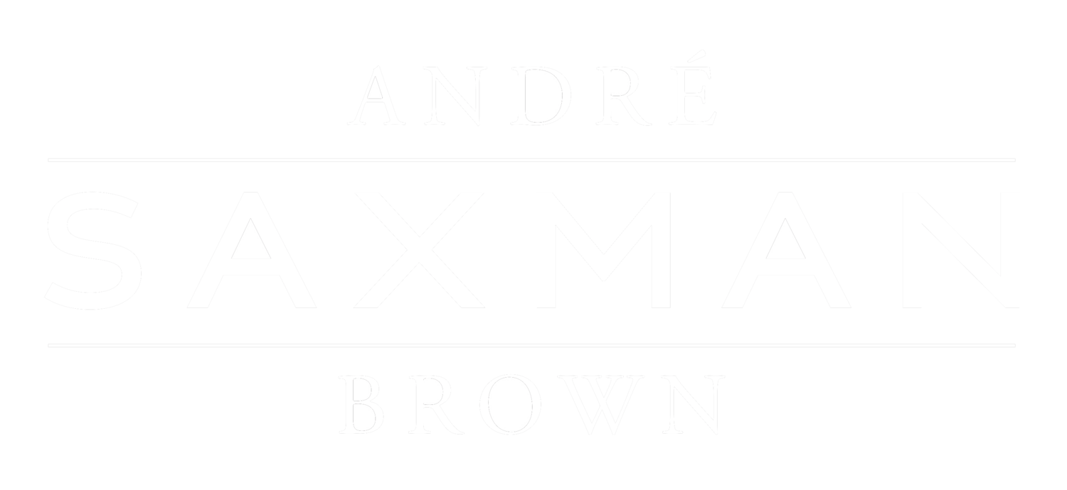 André SaxMan Brown