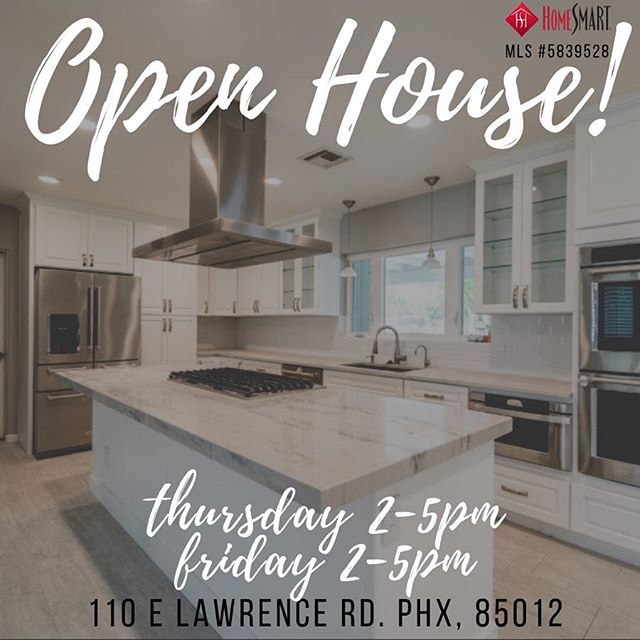 Who wants a kitchen like this? 🙋🏼‍♀️ Swing by my open house today (Thursday) or tomorrow (Friday) to see this North Central Phoenix remodel! . . 3 bed 🛏 || 2 bath 🛁 || 2000 SQFT 🏡 . . MadisonSellsAZ@gmail.com www.MadisonSellsAZ.com ☎️ 480-206-1689 . . #openhouse #openhouseaz #openhousearizona #openhousephoenix #instarealestate #curbappeal #dreamhome #centralphoenix #centralphx #centralphoenixhomes #phoenixhome #phoenixhomeforsale #bobbyliebhomes #madisonschooldistrict #buyingahome #househunting #turnkey #remodel #renovated #wanttomove #azrealtor #phoenixrealtor #scottsdalerealtor #homesmart #madisonbustamante