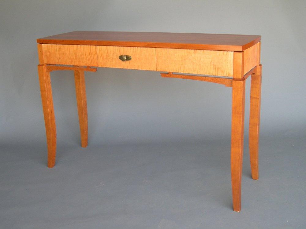 hallway table -