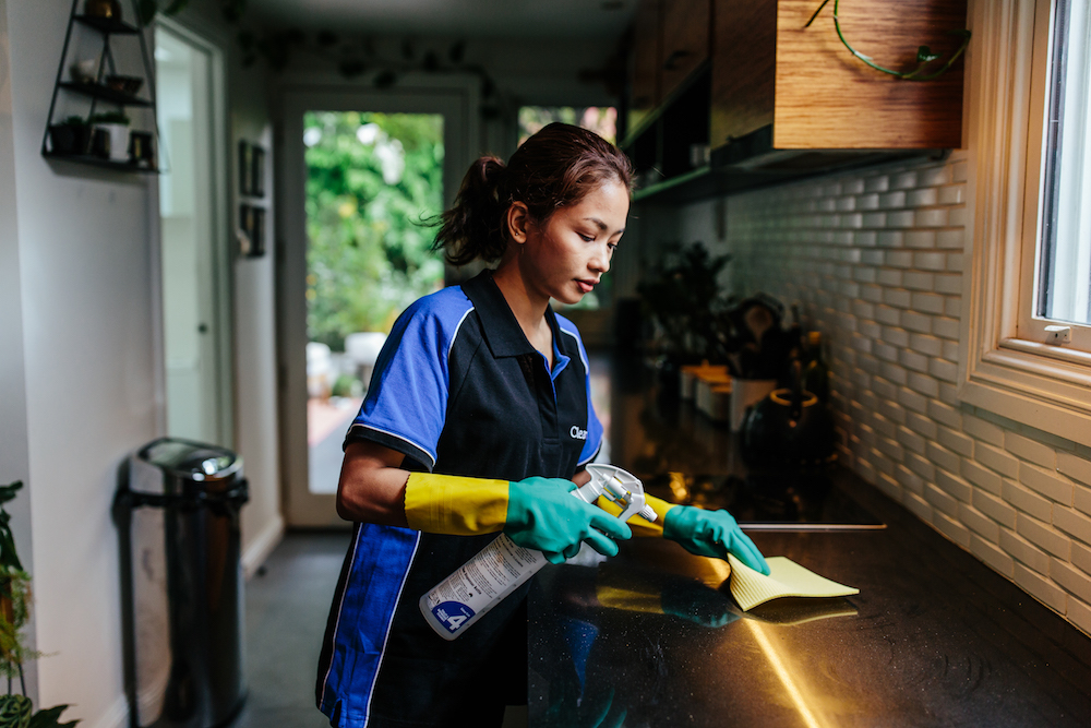 DOMESTIC CLEANING - Regular or one-off domestic cleaning services for all Melbourne homes. Book online for services including End of Lease or Spring Cleaning. Our staff have all your cleaning needs covered.Learn More →