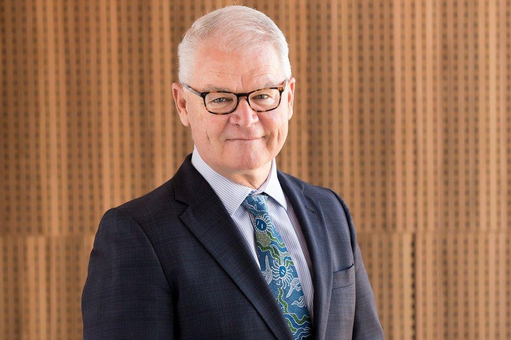 Dean, Enterprise Professor Jim Watterston  Melbourne Graduate School of Education