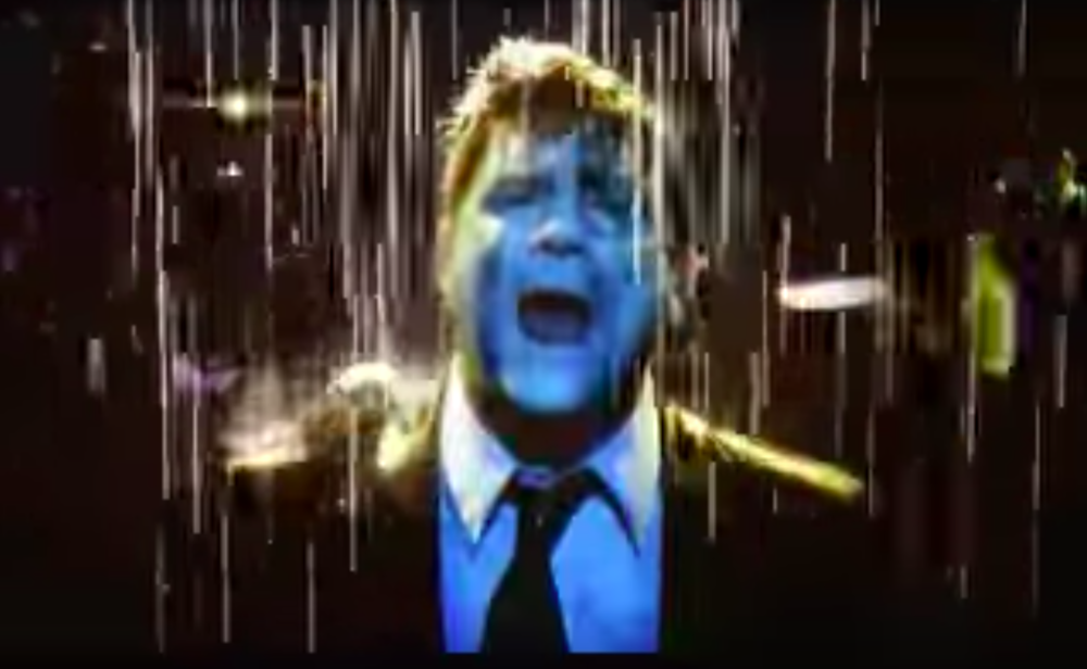 Photo credit: Screenshot -   All My Friends  Official Music Video