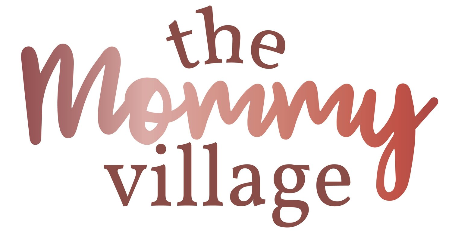 Welcome To The Mommy Village