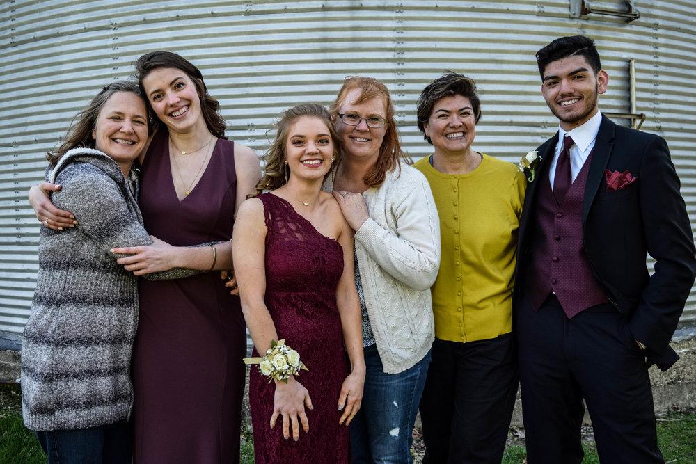 Prom 2018 - // Trinity Burdick + Friends //