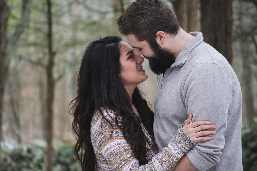 // Emily + Evan // - Couple Photoshoot