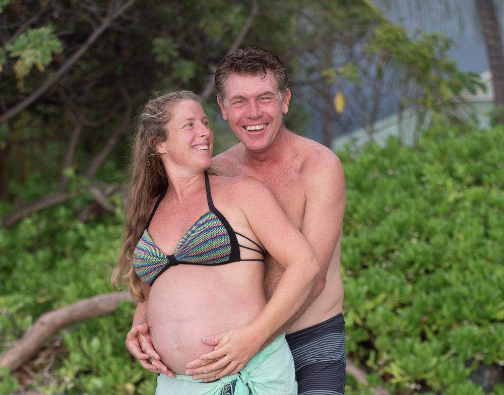relax. unplug. let go - Pregnancy Couples Retreats