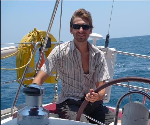 sailing in hong kong with captain ryan