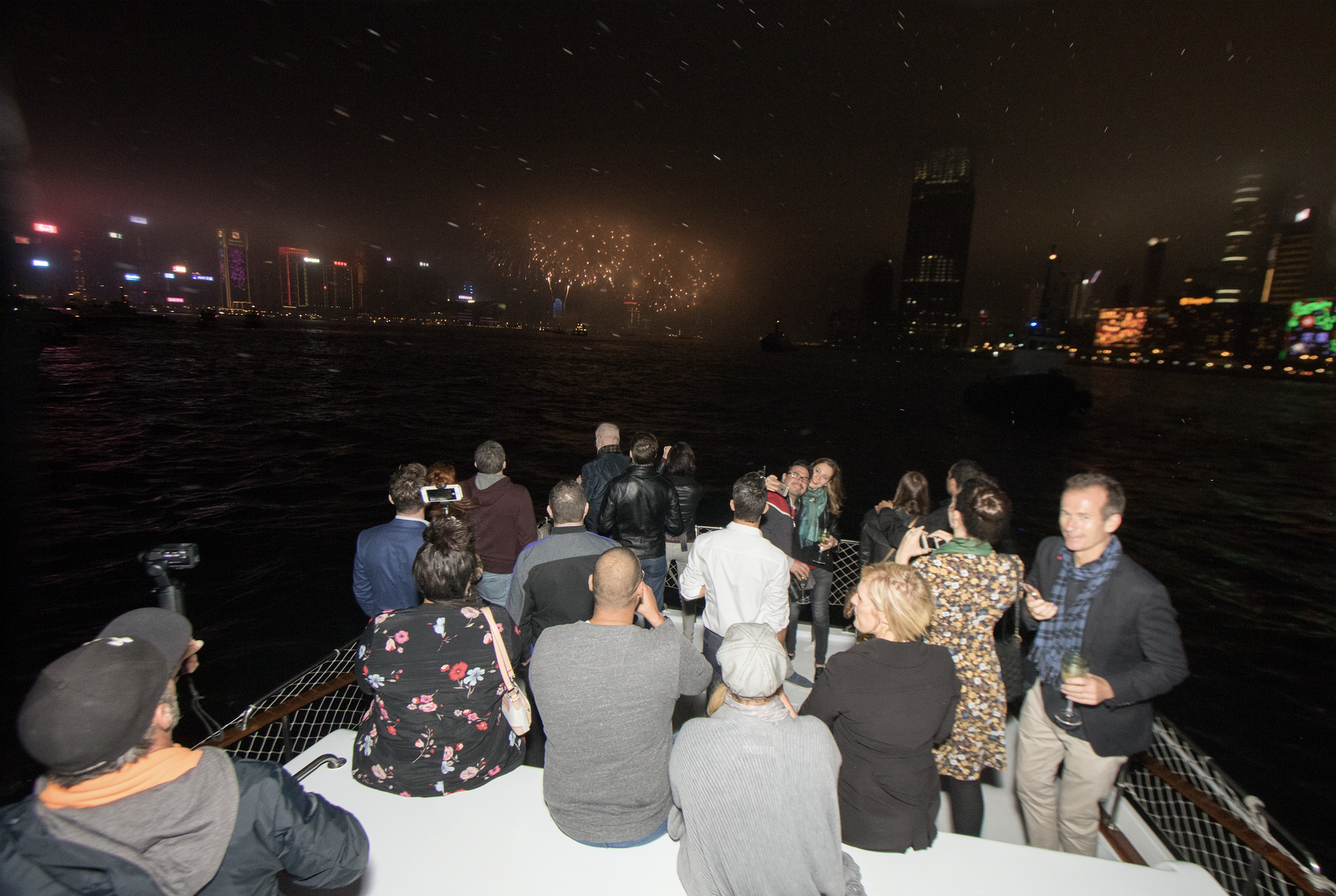 hong kong new year cruise