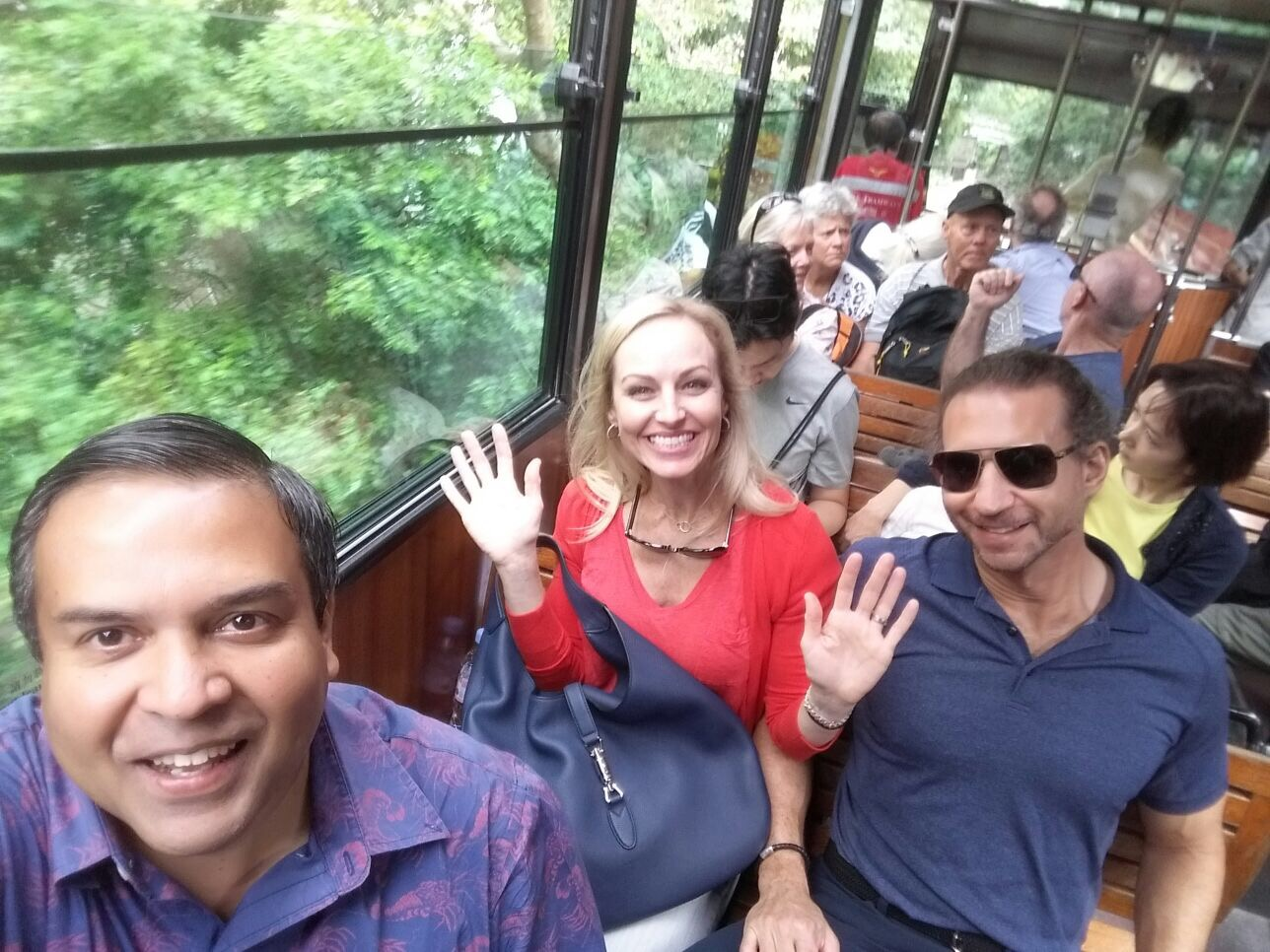 Travel on the Peak Tram on your Private Customised Tour
