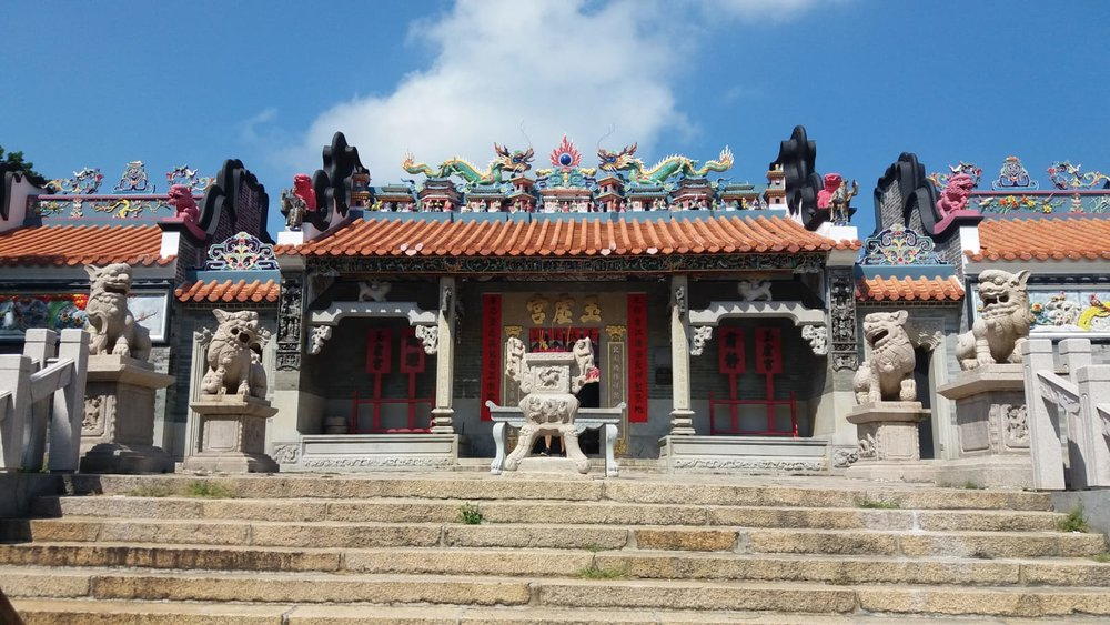 hong kong private tours can also be on cheung chau