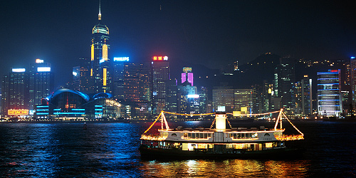 looking for hong kong activities? take a harbour cruise
