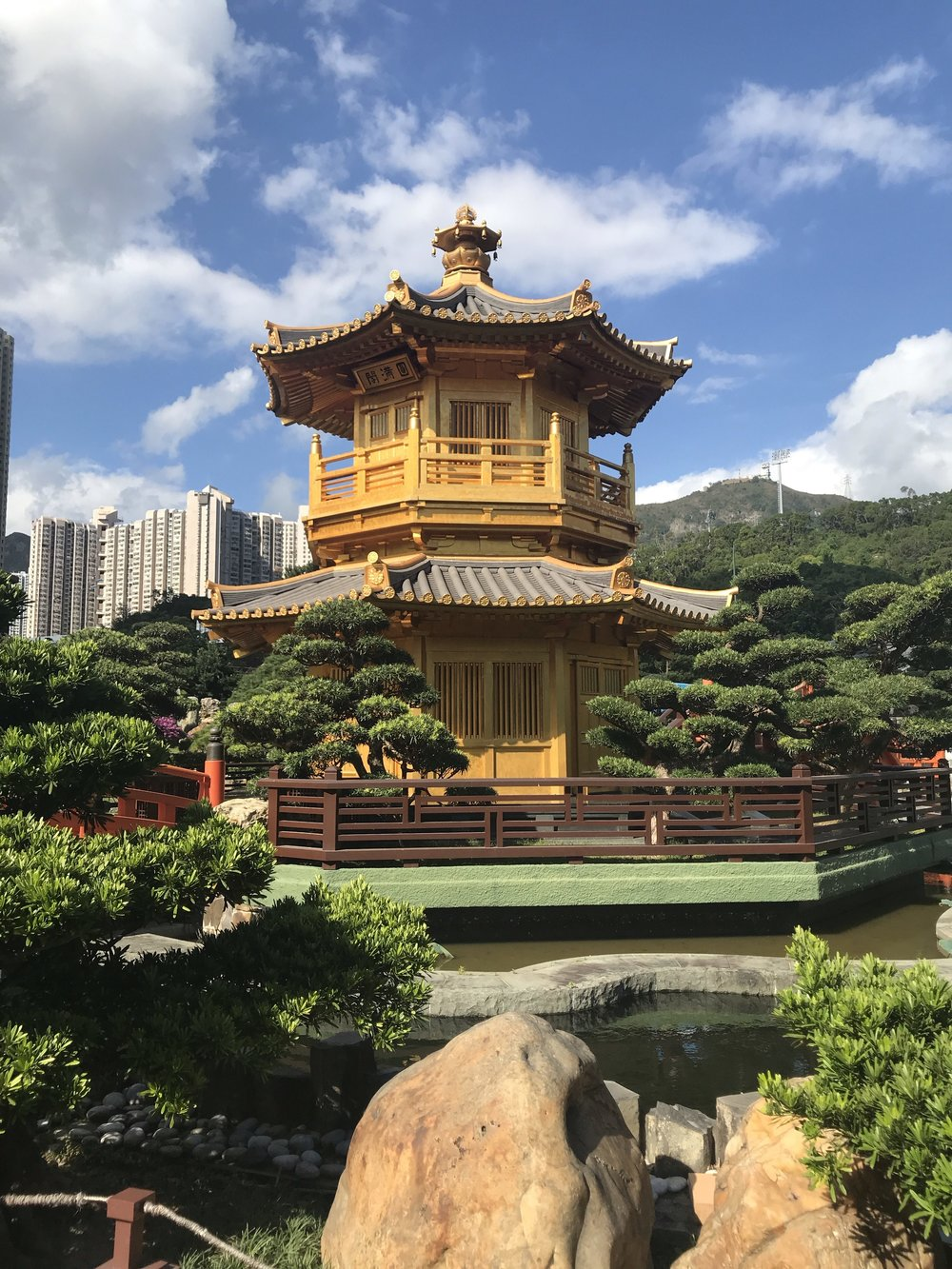 tour hong kong to nan lian garden