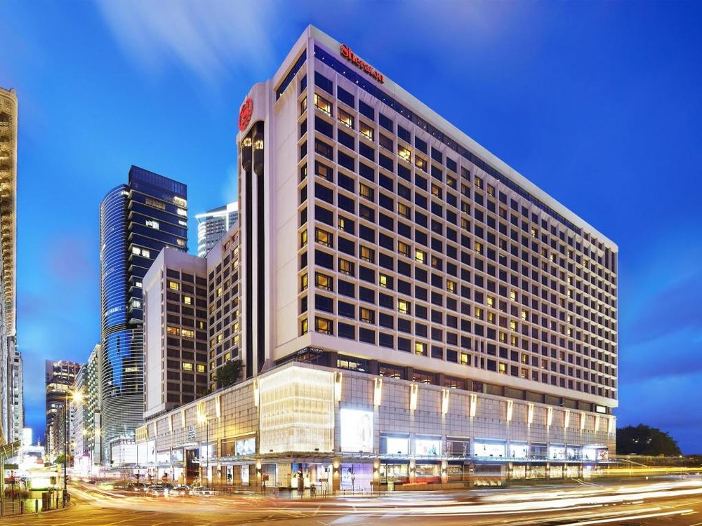 Sheraton Hotel and Towers (High-End)