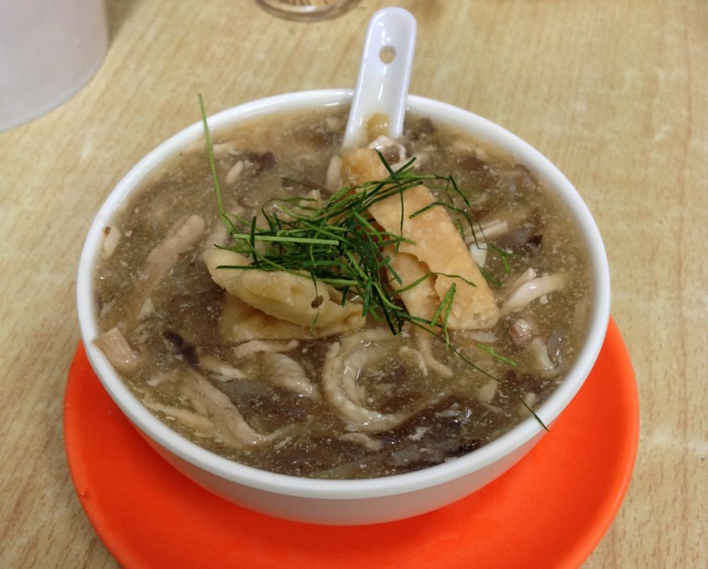 CTTO: culture trip ; private food tour  A real Hong Kong foodie knows this soup is special!