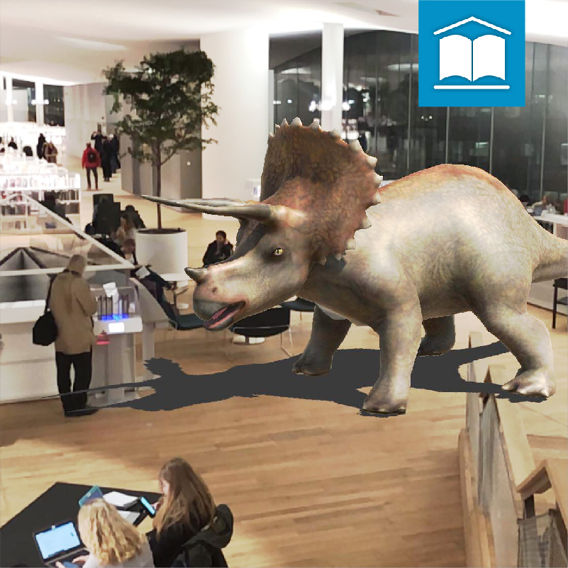 Työpajat kirjastoille - Työpajat kirjaston kävijöille ja henkilökunnalle. Opi ja opeta lisättyä todellisuutta, 3d-tulostusta…