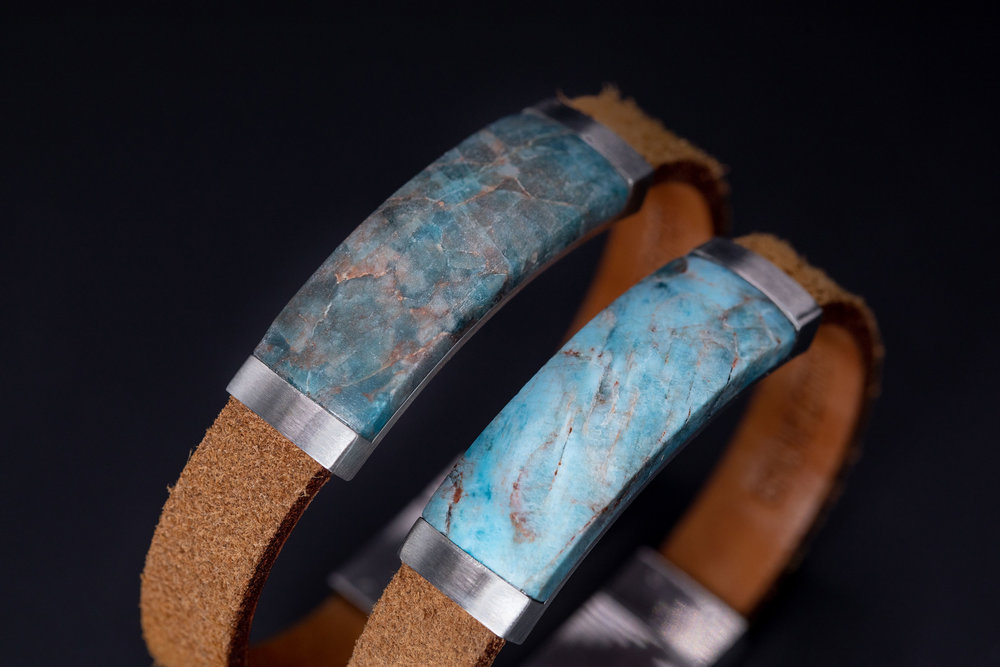Unique - Each bracelet we make is unique and differs from the others.