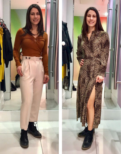 Always Stylish Blog Paola in Topshop
