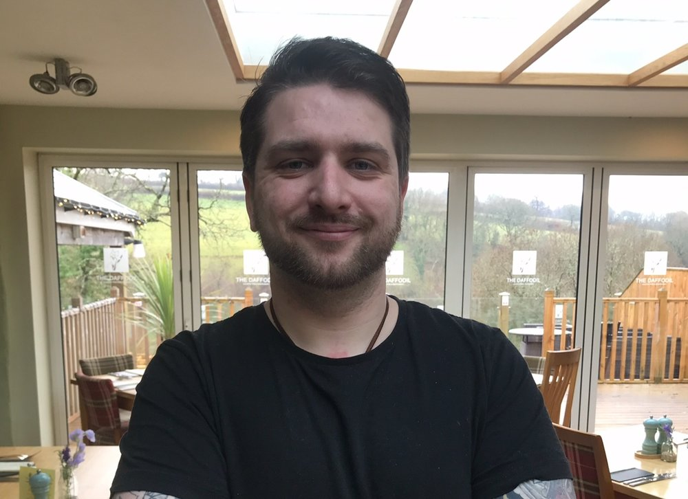 Steve   Steve joined The Daffodil in 2018 and is passionate about food. He enjoys working and learning alongside our   Head Chef   when developing new dishes and menus. When not at work, Steve enjoys listening to music and going to the gym.