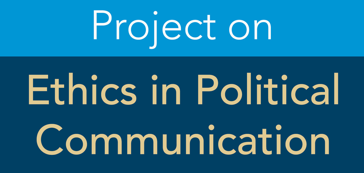 Project on Ethics in Political Communication