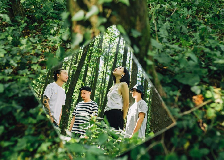 The Upside Down - The Upside Down, an indie band coming from Chongqing, was formed in 2016. It includes 4 members. Their first album was released on May 7, 2017.As some music magazines in China said, the first album of The Upside Down with diligent producing and serious attitude is so rare in this impetuous world. They're wandering through varied music elements, with exquisite and Orphean arrangements and literary lyrics. The magical melody would hover over your mind in a casual moment,making you flow through a pure dream, romantic melancholia, and calm thoughts.As a young band formed less than 2 years, The Upside Down has already appeared on many stages, such as Inmusic Festival, Changjiang International Music Festival, Nuart Festival, and Candy Mountain International Art & Music Festival… and was invited to perform at Apple Store in Apple x Beats activity. Their first album becomes a hit one in some music platform after releasing, and was recommended by Apple Music, QQ Music, Xiami Music, Baidu Music, and Street Voice… and was invited to record a TV show which called China's Top Band. And they released their new EP in summer.SXSW Schedule