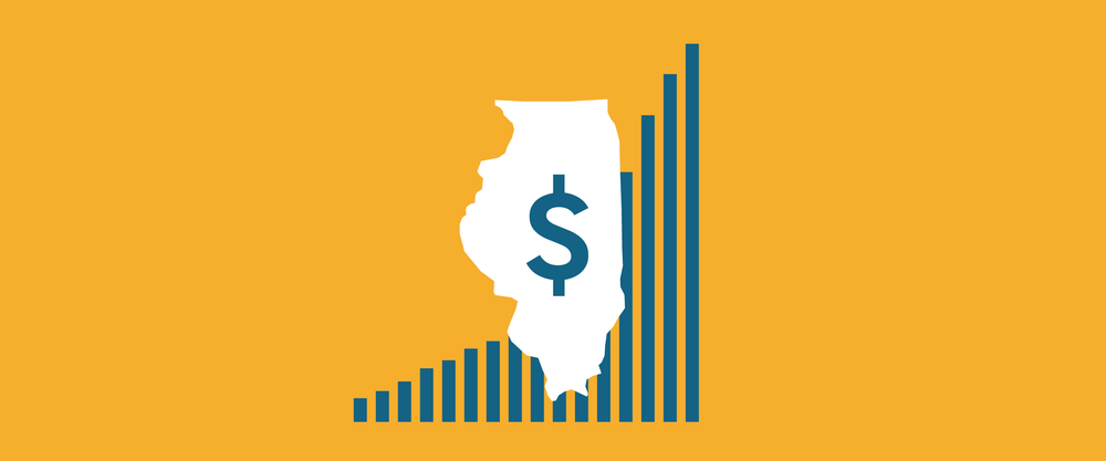 Promote a stronger Illinois business climate.